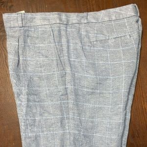 Banana Republic Checkered Shorts Size:36 inches le